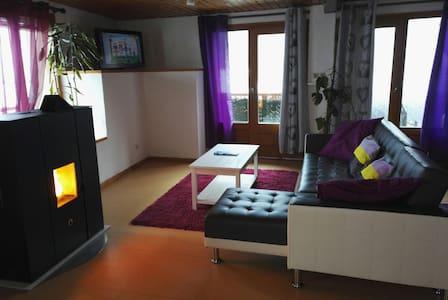 Apartment decorated in nine Saint Foy Tarentaise - Sainte-Foy-Tarentaise - Wohnung