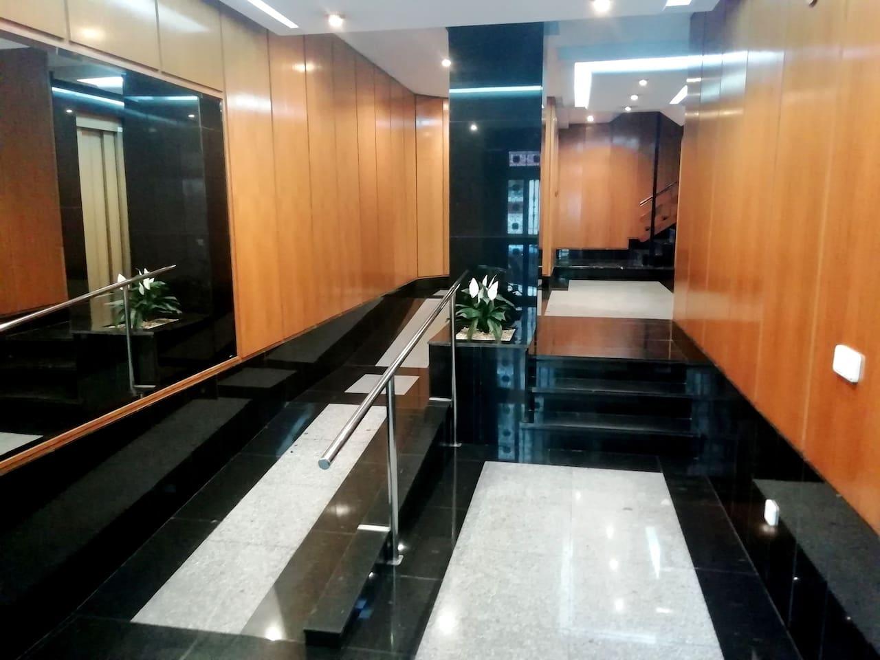 Apartamento impecable en pleno centro para 2