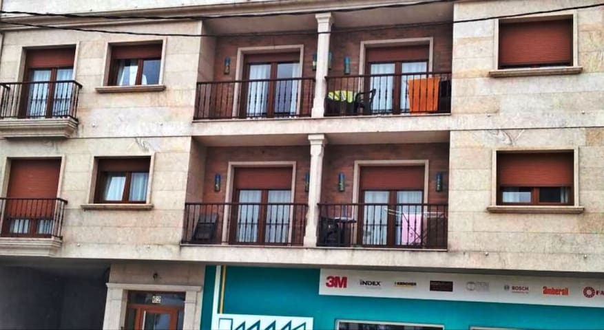 Cozy apartments in O Grove