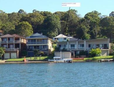 Fishing Point Lake House, Lake Macquarie, NSW