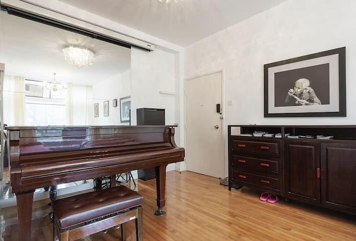 3BR family home with piano - Disney AsiaWE Airport