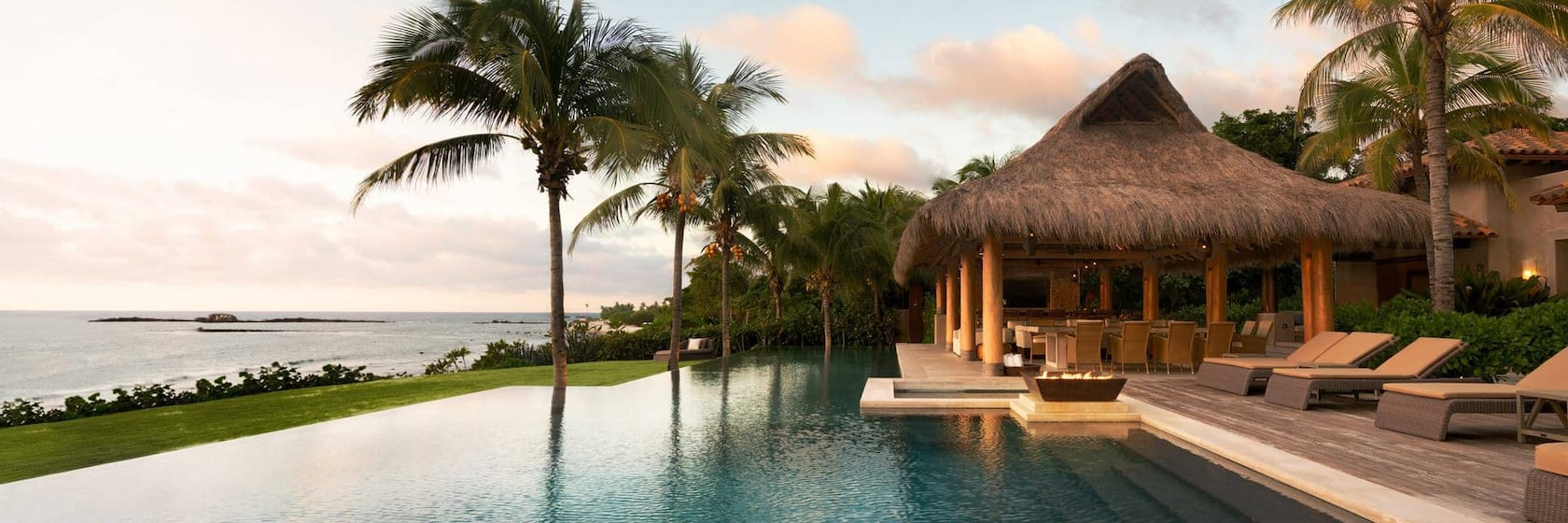 Luxury rentals in Punta Mita
