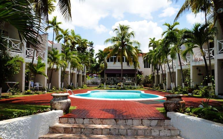 Pasica at Chrisanns Beach Resort ,Tower Isle