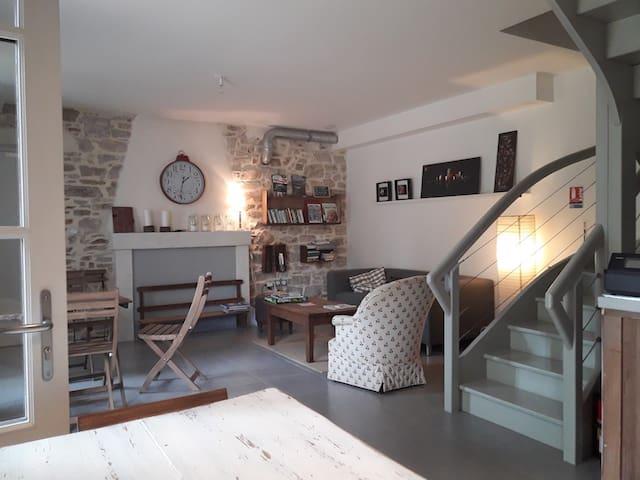 Gîte Ecluse de la Tindière, Hébergement insolite