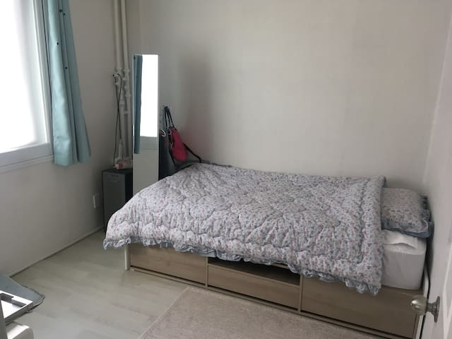 A cozy apartment in Yeouido, han-river 5mins away