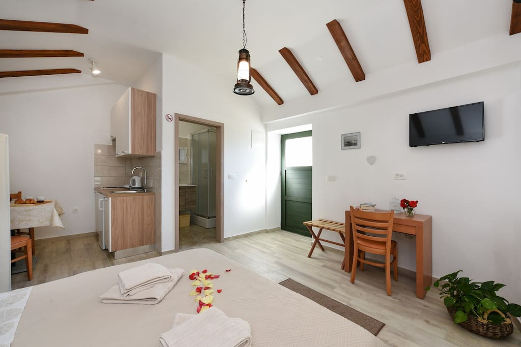 Apartman s balkonom