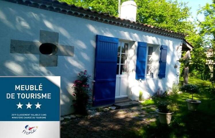 Gite *** 4 personnes en Vendée