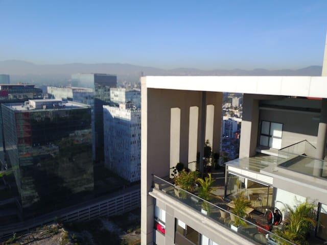 Wonderful PH room(Queen) NewPolanco - Ciudad de México, Ciudad de México, MX - Apto. en complejo residencial
