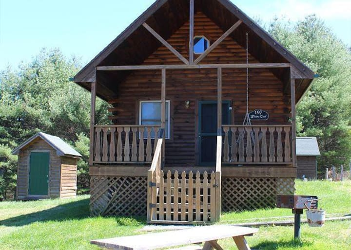 Whitetail- On Laurel Creek-Pet Friendly, Cozy, Hiking Nearby, Pond, Sightseeing