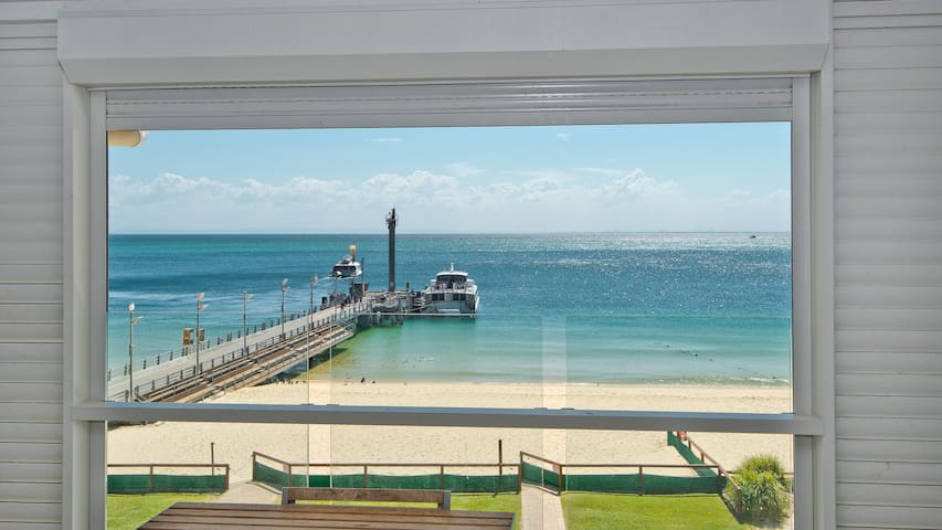 Deep Blue Apartment 8 - Moreton Island - Lägenhet