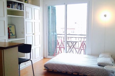 Nice Studio in Gracia - Barcelona - Loft