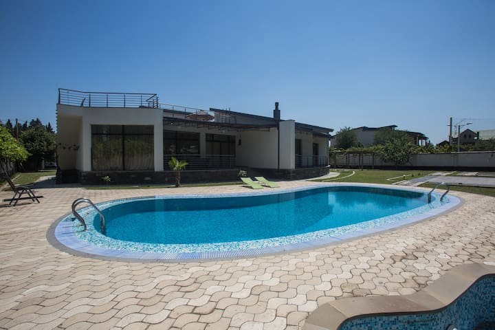 The Best Luxury House in Tbilisi