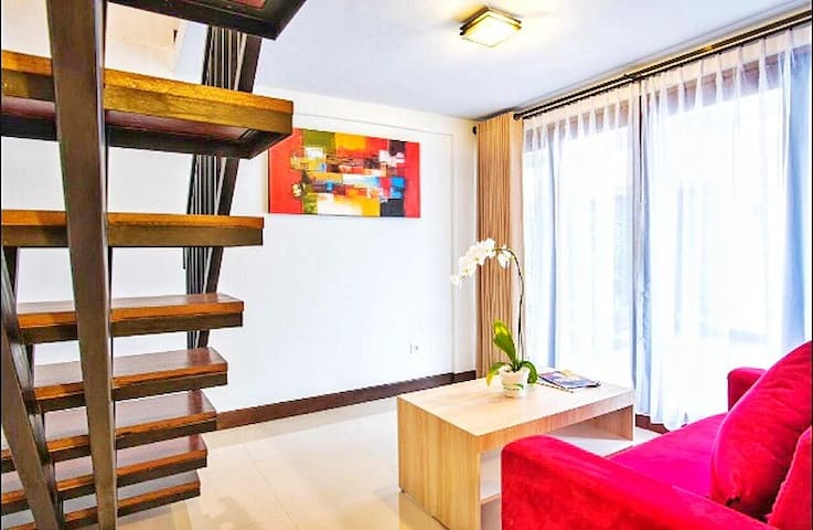 Legian Loft Apartment + Ext Bed #1 - RO/ 3 Guest