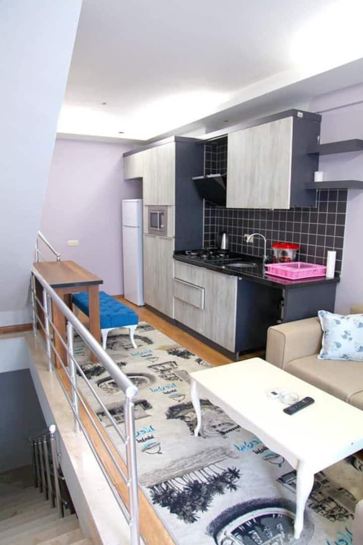 V&M Dublex/Triblex House in University area Mersin