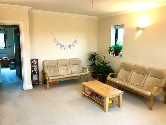 Peaceful and Relaxing 2 bedroom flat