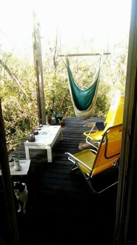 Confortable refugio en plena natura - Tigre - Cabaña