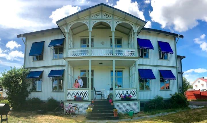 Wallin's house