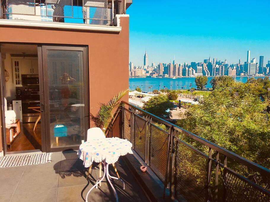 Best Terrace in NYC