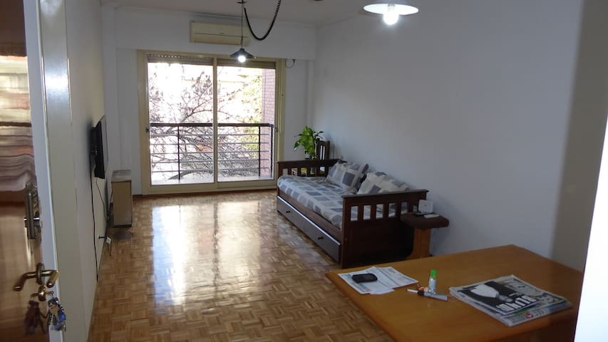 EQUIPPED APARTMENT,GREAT LOCATION AND TRANQUILITY