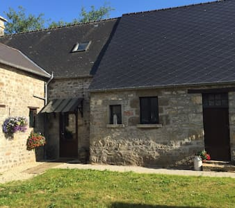 Enchanting quality rural retreat, King Size Suite - Saint-Patrice-du-Désert - Bed & Breakfast