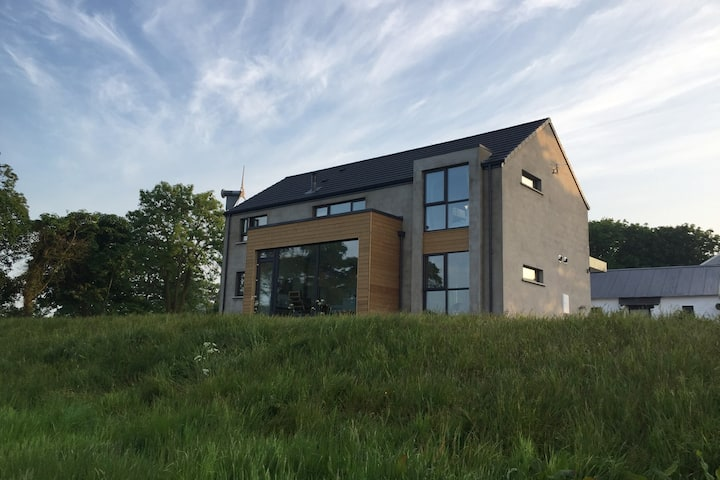 Belfast Countryside New Build Home | Amazing Views