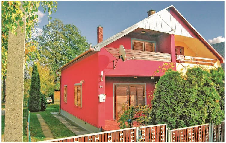 Semi-Detached with 2 bedrooms on 80 m² in Fonyód