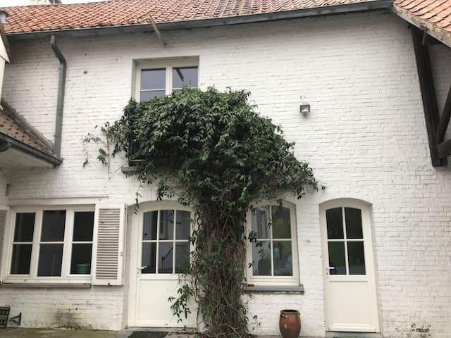 Joli cottage dans le tournaisis