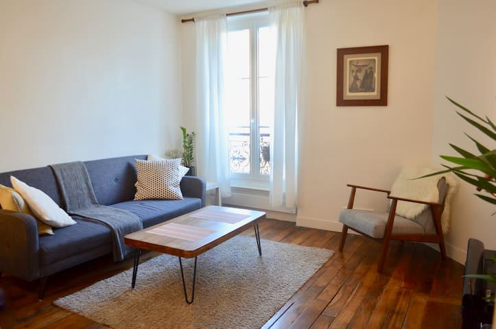 Modern 1 Bedroom Apartment - Paris - Apartamento