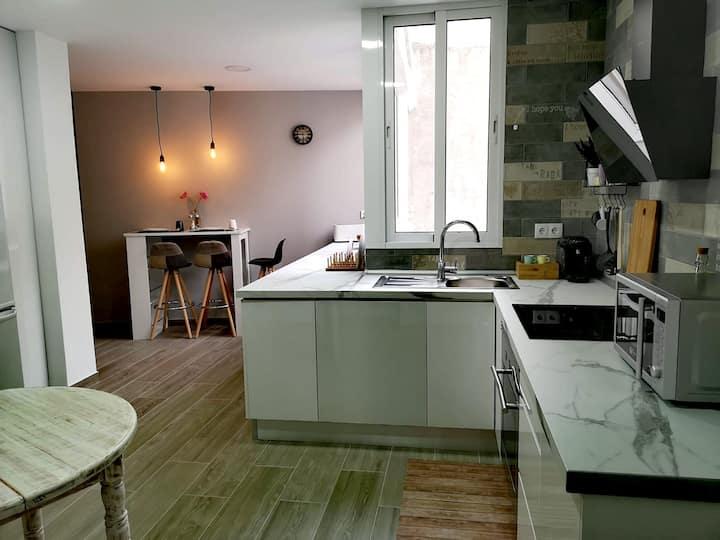 Apartamento en Elche, moderno en pleno centro.