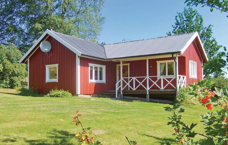 Holiday cottage with 2 bedrooms on 56m² in Burseryd