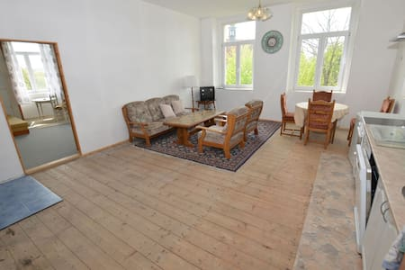 Comfy Apartment in Pocedelice Bohemian near River