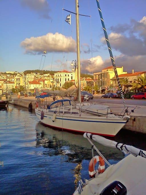 Lindor Sailing Yacht