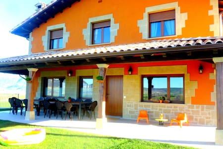 Casa rural cerca del Nacedero del Urederra,Navarra - Eulz - 獨棟