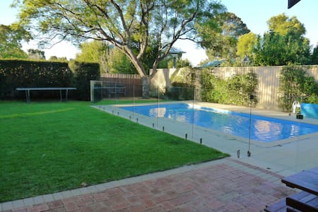 Warm, family-friendly Perth home - Floreat - Rumah