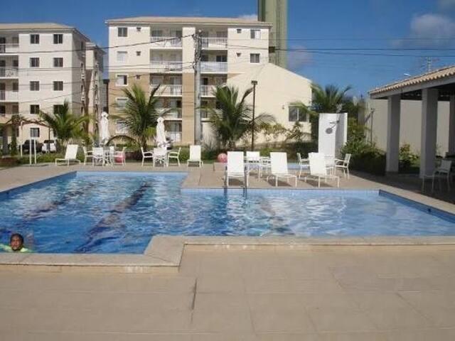 Quarto aconchegante em Apto bairro de Buraquinho