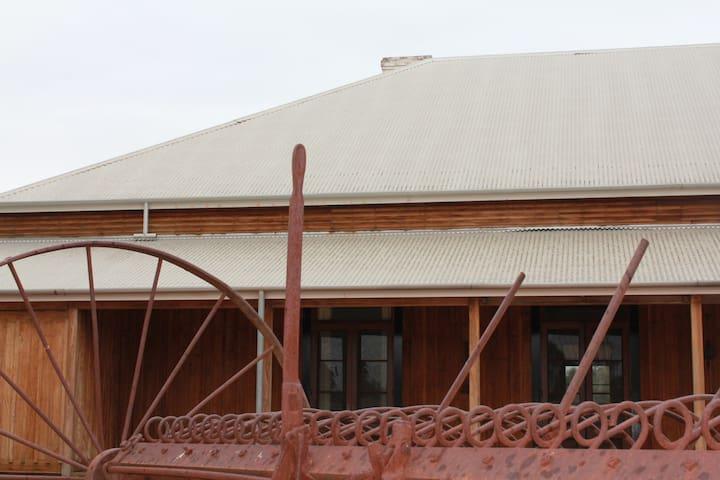 Yarrabandai Creek Homestead - Wiradjuri Cottage