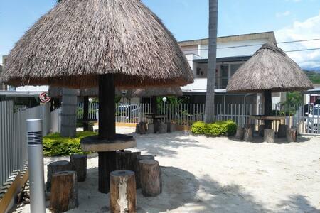 Cabaña San Jeronímo, 4 min to town
