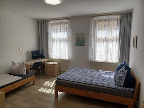 Komfortowy apartament w centrum Zwickau