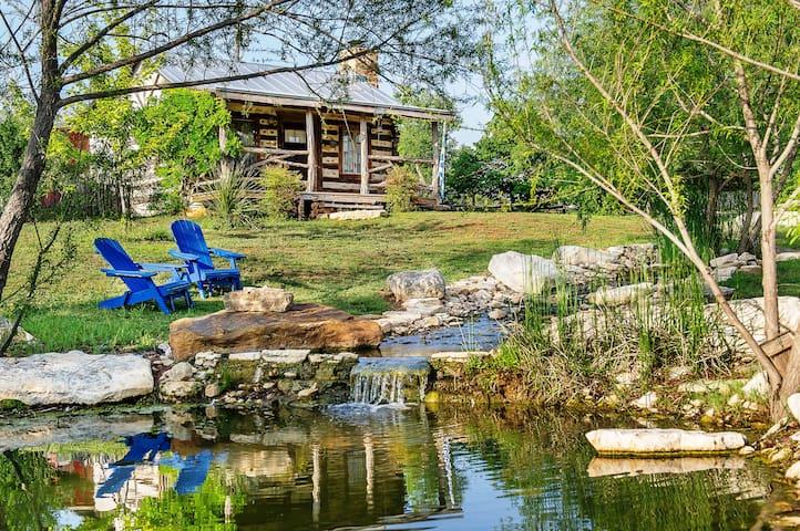 Swiss Log Cabin Lucerne at Barons CreekSide Resort