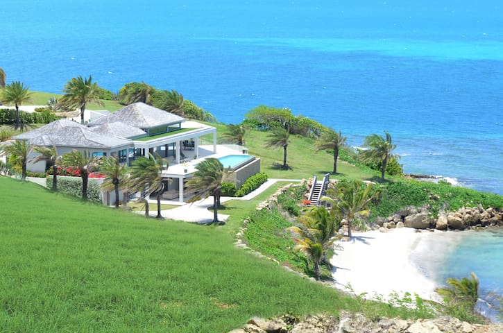 Daniel Bay, Luxury Beach Villa, Antigua