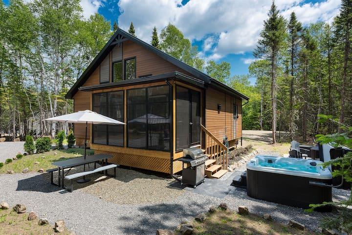 Baie St-Paul - Boréa Cottage - Domaine Charlevoix