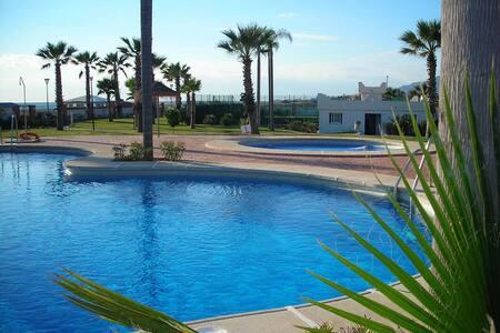 Alquiler de apartamento en Alborada 2 dormitorios - Vera