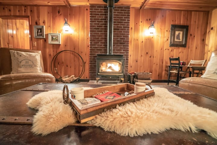 Kerhonkson Cabin w/ Fireplace, Pet Friendly
