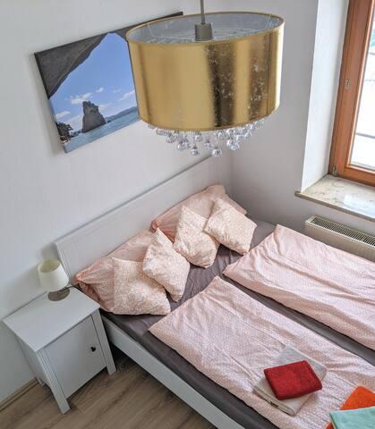 Gemütliches 1,40m Bett