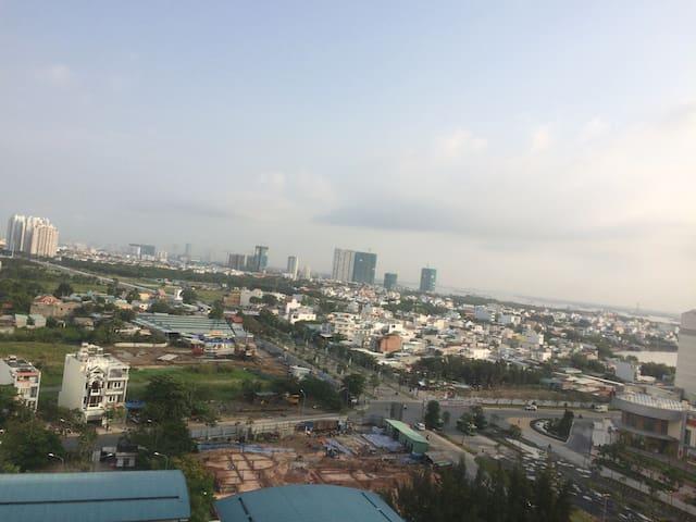 Sweet home - Bến Thành - อพาร์ทเมนท์