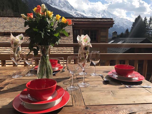 Magical Mont Blanc Hideaway - Chalet Boleyn