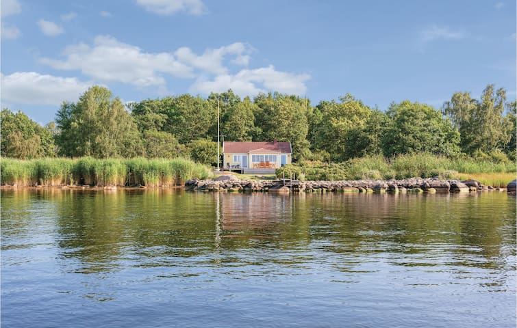 Holiday cottage with 3 bedrooms on 100 m² in Ronneby