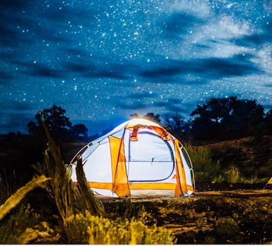Blueberry Hill Camping