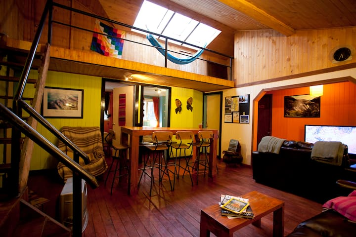 Casa Margouya Hostel, 3-Bed Mixed Dorm