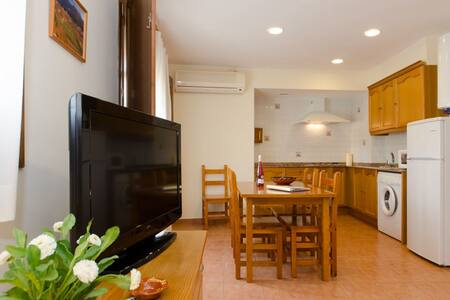 Apartamento Mallata II - Alquézar - Apartament